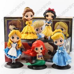 Figuras Princesas Disney -...