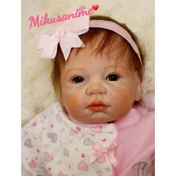 Bebé Reborn 55cm modelo 12