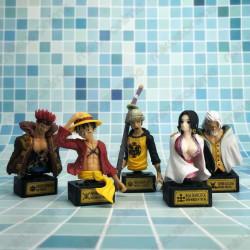 Lote Figura Busto One Piece...