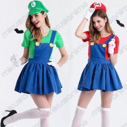 Disfraz Super Mario Femenino