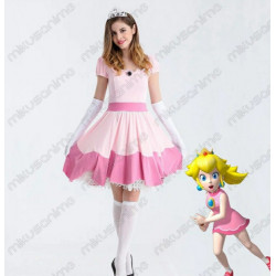 Disfraz Peach adulto -...