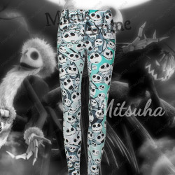 Leggins Jack Skellington -...