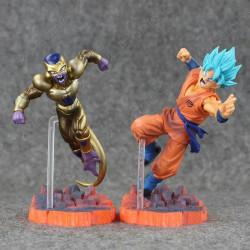 Pack de figuras Goku y...