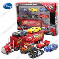 Set coches y camión Rayo...