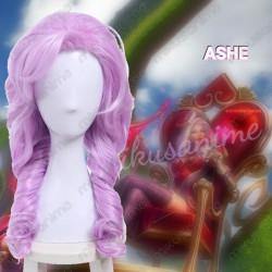 Peluca Ashe buscacorazones...