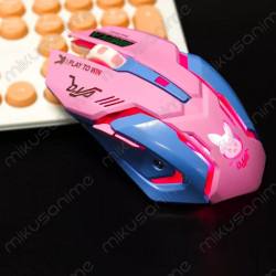 Ratón gaming D.Va...