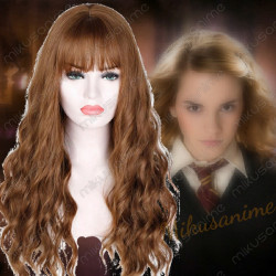 Peluca Hermione - Harry Potter