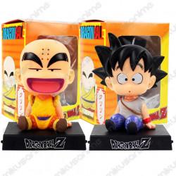 Pack figuras Goku y Krillin...