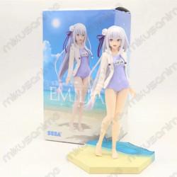 Figura Emilia bañador Re:Zero