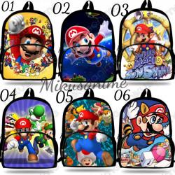 Mochilas Super Mario y sus...