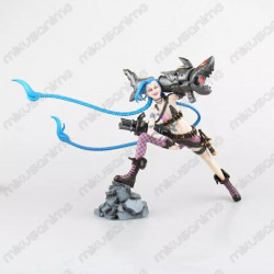 Figura Jinx cañón - League...