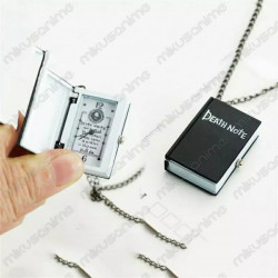 Reloj Colgante - Death Note