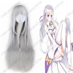 Peluca Emilia - Re:Zero