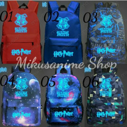 Mochilas Harry Potter...