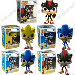 Funko Pop Sonic The Hedgehog
