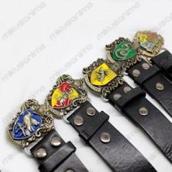Cinturón Harry potter casas...