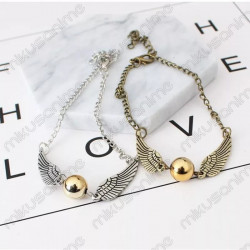 Pulsera Snitch Harry Potter