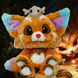 Peluche Gnar 32cm - League...
