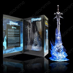Espada Frostmourne Arthas...