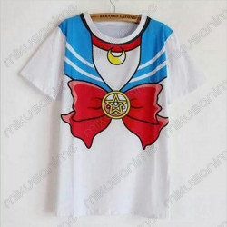Camiseta Sailor Moon...