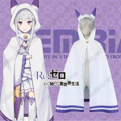 Capa Emilia - Re:Zero