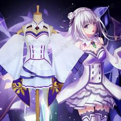 Cosplay Emilia - Re:Zero