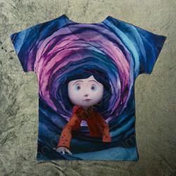 Camiseta Los mundos de...