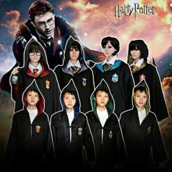 Capa Harry Potter sin corbata