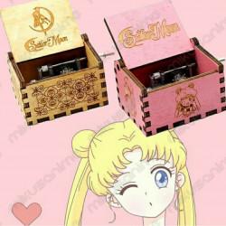 Caja musical Sailor Moon