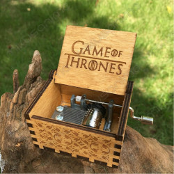 Caja musical Game of Trones...
