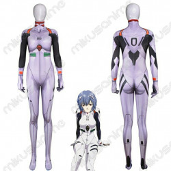 Cosplay Rei Ayanami -...