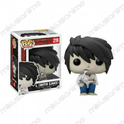 Funko Pop L 219 - Death Note