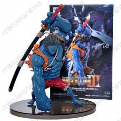 Figura Luffy Pesadilla 13cm...