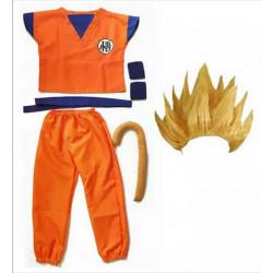 Disfraz completo Son Goku...