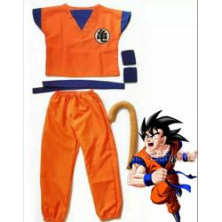 Disfraz Son Goku infantil -...