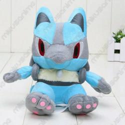Peluche Lucario 16cm - Pokémon