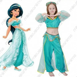 Disfraz Jazmín infantil