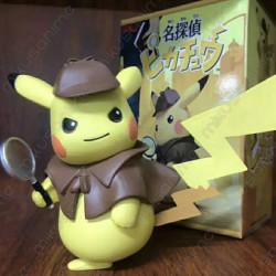 Figura Pikachu detective -...
