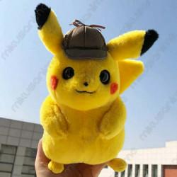 Peluche Pikachu detective -...