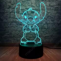 Lámpara Stitch Led...