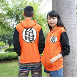 Chaqueta sudadera Dragon Ball