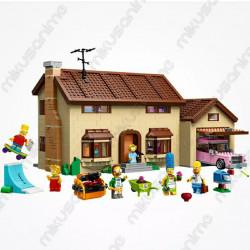 Casa Los Simpson Lego 2575...