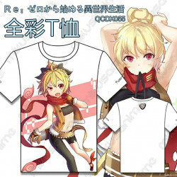 Camiseta Felt - Re:Zero