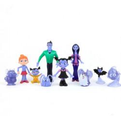 Set 10 muñecos Vampirina