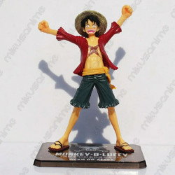 Figura Luffy One Piece 15cm