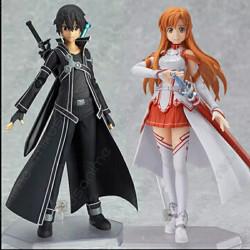 Set figuras Asuna y Kirito...