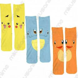 Medias calcetines Pikachu,...