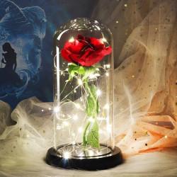 Flor iluminación Bella y...