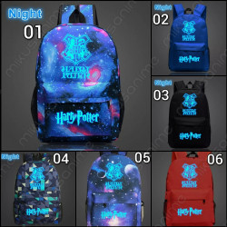 Mochila logo Harry  Potter...