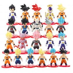 Set 21 figuras Dragon Ball